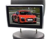 """Obrázek DVD/SD/USB/HDMI monitor 10,1"""" s držákem na opěrku, dotyk. obrazovka, české menu"""
