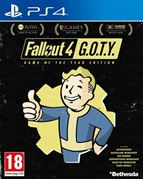 Obrázek HRA PS4 FALLOUT 4Game Of The Year Editi.