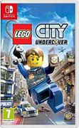 Obrázek HRA SWITCH LEGO City: Undercover