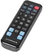 Obrázek Vivanco Dálkový ovladač pro TV LG RR130 /39285/