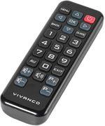 Obrázek Vivanco Dálkový ovladač pro TV Philips RRZ160 /39287/