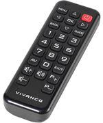 Obrázek Vivanco Dálkový ovladač pro TV Panasonic RR170 /39288/