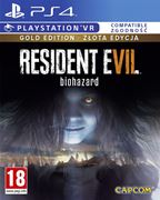 Obrázek HRA PS4 Resident Evil 7: Biohazard Gold