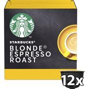 Obrázek Starbucks BLONDE ESPRESSO 12Cap