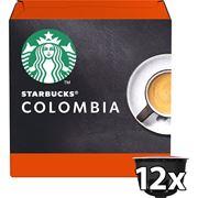 Obrázek Starbucks MEDIUM COLUMBIA 12Cap