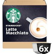 Obrázek Starbucks LATTE MACCHIATO 129g12Cap