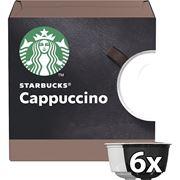 Obrázek Starbucks CAPPUCCINO 120g 12Cap