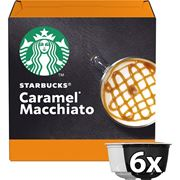 Obrázek Starbucks CARAMEL MACCHIATO 12Cap