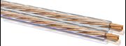 Obrázek Oehlbach LS-Kabel 2x2,5mm glasklar