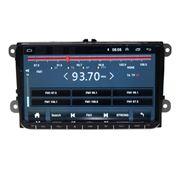 """Obrázek Autorádio pro VW, Škoda s 9"""" LCD, Android 8.1, WI-FI, GPS, Mirror link, Bluetooth, 2x USB"""