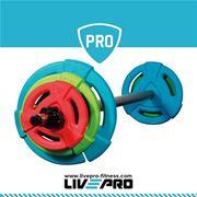 Obrázek Livepro 8031B Nakládací činka LivePro St