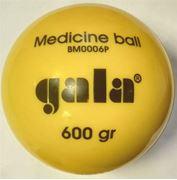 Obrázek Gala 4008 Míč medicinbal plastový 0,6 kg