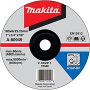 Obrázek Makita B-46361 brusný kotouč 125x6x22 ne