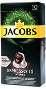 Obrázek Jacobs Espresso Intenso 10ks