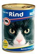 Obrázek BOZITA Cat konzerva hovězí 410g
