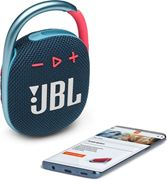 Obrázek JBL Clip 4 Blue/Coral