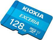Obrázek KIOXIA micro SDHC 128GB UHS-I + adaptér