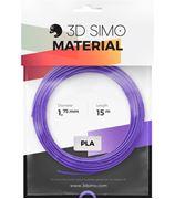 Obrázek 3DSimo Filament PLA II-red,purple,green