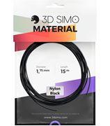 Obrázek 3DSimo Filament NYLON - černá 15m