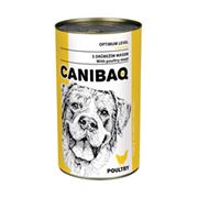Obrázek Canibaq Classic konz pes drůbeží 1250g