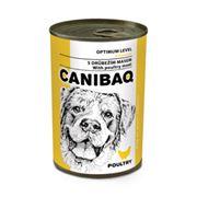 Obrázek Canibaq Classic konz pes drůbeží 415g