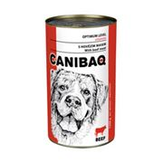 Obrázek Canibaq Classic konz pes hovězí 1250g