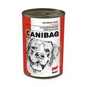 Obrázek Canibaq Classic konz pes hovězí 415g