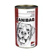 Obrázek Canibaq Classic konz pes játra 1250g