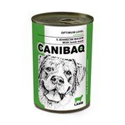 Obrázek Canibaq Classic konz pes jehněčí 415g