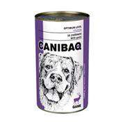 Obrázek Canibaq Classic konz pes zvěřina 1250g
