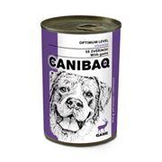 Obrázek Canibaq Classic konz pes zvěřina 415g