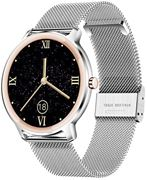 Obrázek Deveroux Smartwatch R18 Silver