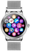 Obrázek Deveroux Smartwatch CF18 Silver