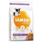 Obrázek Iams Dog Puppy Small&Medium Chicken 3Kg