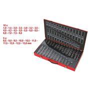 Obrázek KS 330.2650 HSS-G Sada plechový kufr