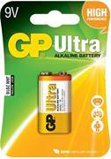 Obrázek GP Ultra 6LF22 alkalicka baterie 9V