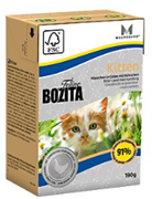 Obrázek BOZITA Feline Kitten TP 190g