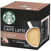 Obrázek STARBUCKS Caffe Latte 12cap