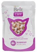 Obrázek Brit Care Cat Seabream Kaps. 80g