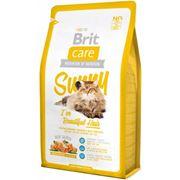 Obrázek Brit Care Cat Sunny Hair 7Kg