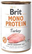 Obrázek Brit Mono Protein Turkey 400g