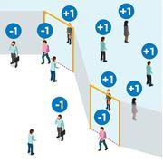 Obrázek People counting TSS webová aplikace pro počítání lidí