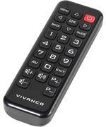 Obrázek Vivanco Dialkové ovládanie pre TV Panasonic RR170 /39288/