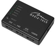 Obrázek Media-Tech MT5207 Switcher