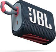Obrázek JBL GO3 Blue Coral