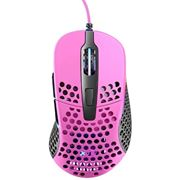 Obrázek XTRFY XF332 Gaming Mouse M4 RGB Růžová